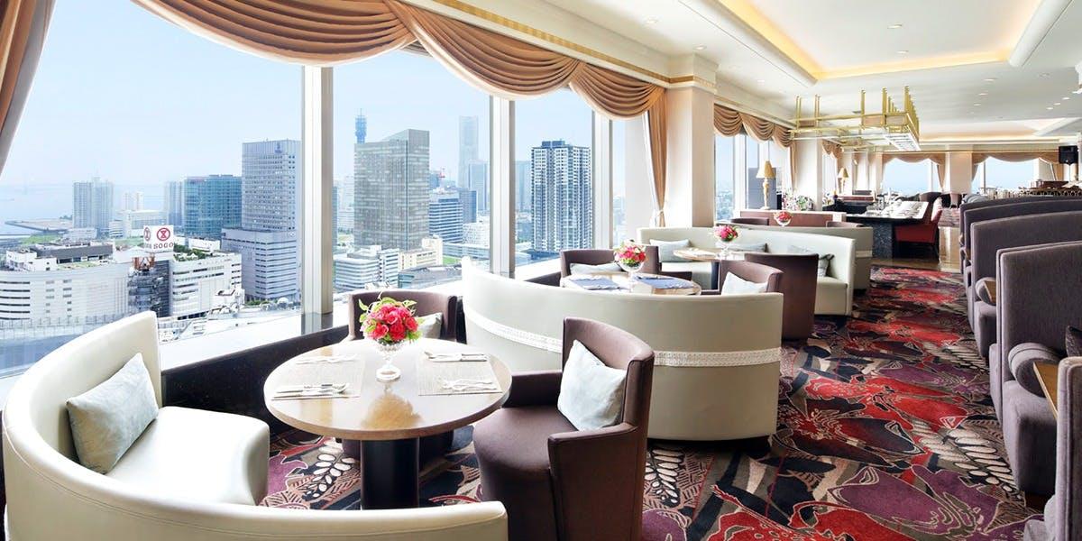 記念日におすすめのレストラン・フレンチ「ベイ・ビュー」/横浜ベイシェラトン ホテル&タワーズの写真1