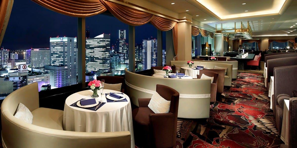 記念日におすすめのレストラン・フレンチ「ベイ・ビュー」/横浜ベイシェラトン ホテル&タワーズの写真2