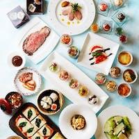 カスケイドカフェ/ANAインターコンチネンタルホテル東京