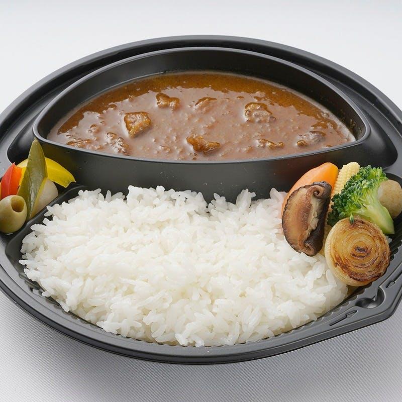 【テイクアウト】クルーズ特製牛タンカレー