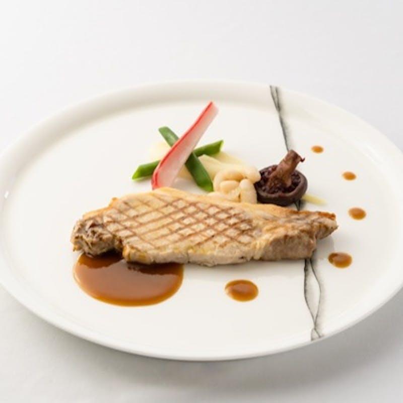 【Elegant】Wメインディッシュを楽しむランチコース+選べる1ドリンク