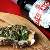 バラエティ豊かな牡蠣料理をお楽しみ下さい
