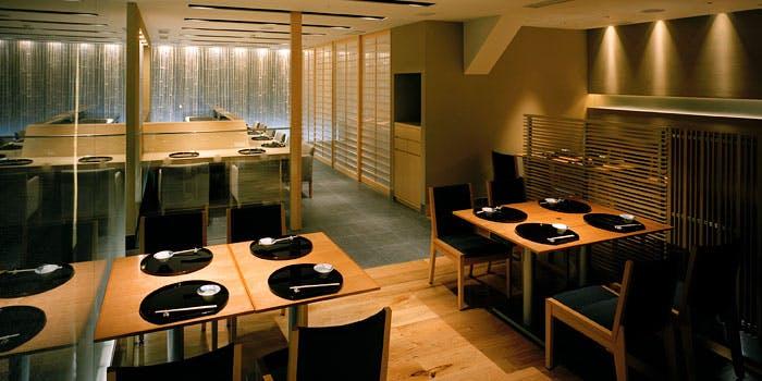 記念日におすすめのレストラン・京都つる家 花陽 銀座松屋店の写真1