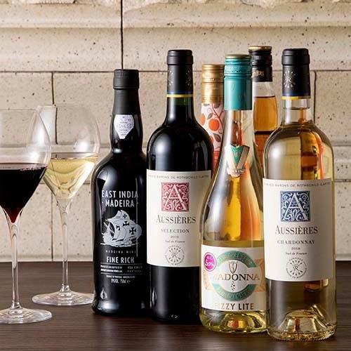 Pop Up Wine Bar フリードリンクプラン(90分間)