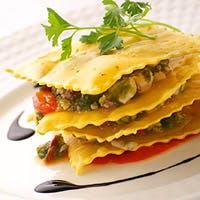 厳選した食材を、最大限生かす調理法で、本格イタリアンを