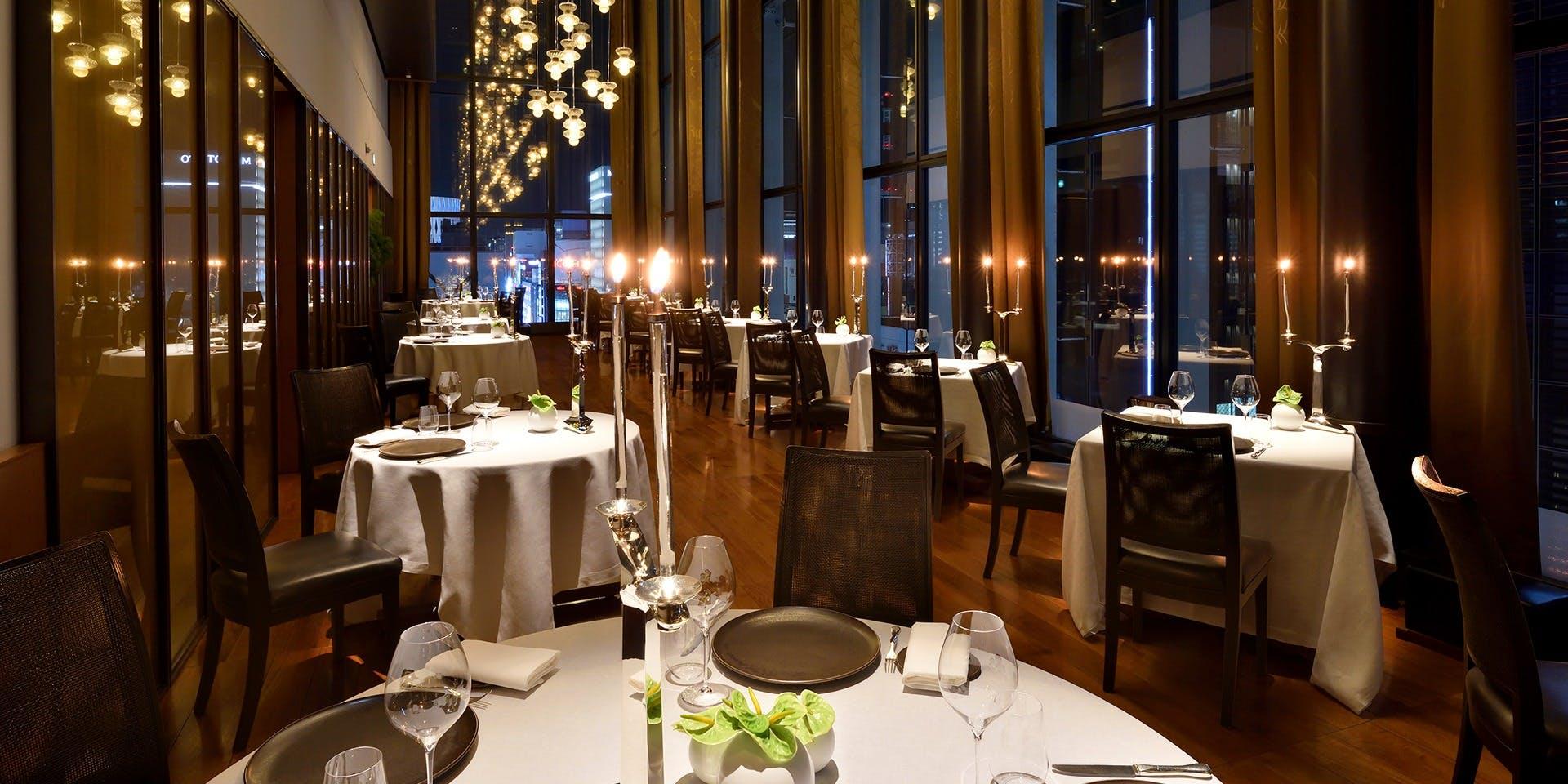 記念日におすすめのレストラン・BVLGARI Il Ristorante Luca Fantin / Il Barの写真2