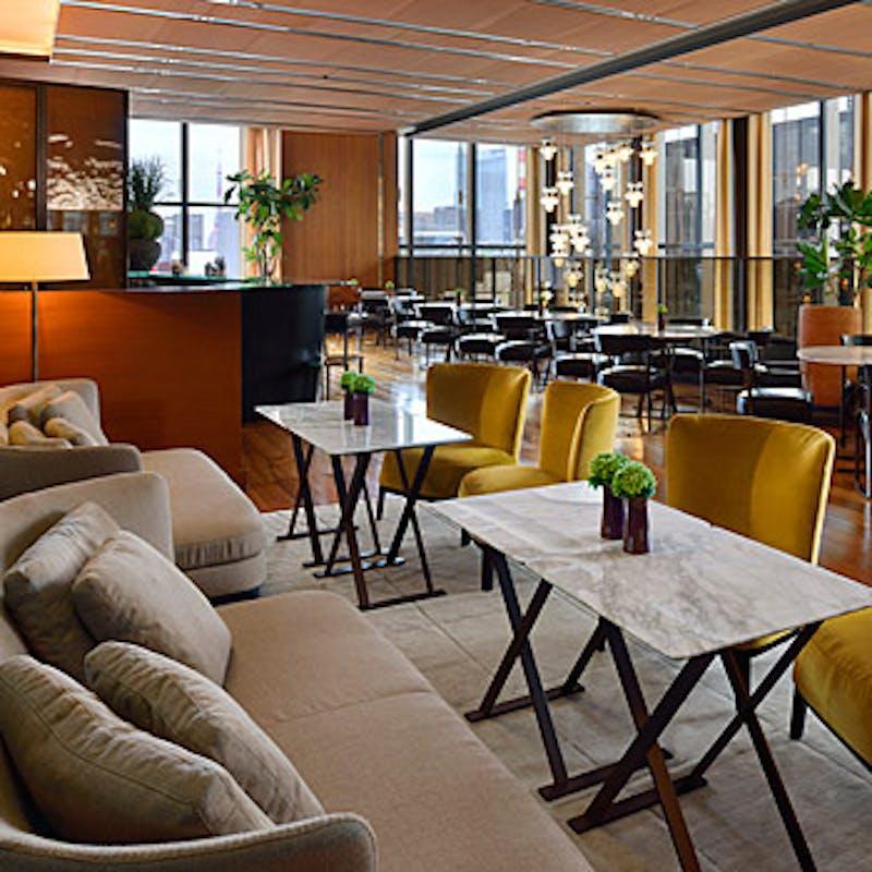 【Il Bar パスタランチ】選べる前菜、パスタ、デザート付 全3品+乾杯ドリンク(10階 イル・バール)
