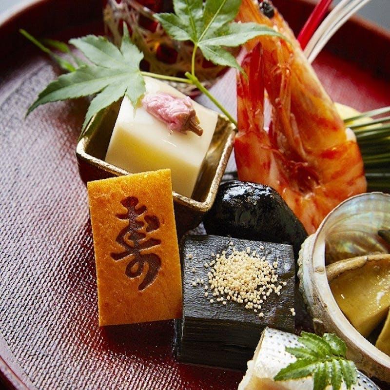 【お顔合わせ・お祝い】1ドリンク付お祝い会席+桜茶・記念撮影サービス(個室確約)