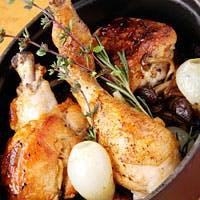 フランスの素朴かつ伝統的な地方料理にChef柳舘のエスプリを加えて
