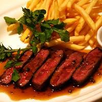 フランスの伝統的、家庭的な味わいをお気軽に・・・