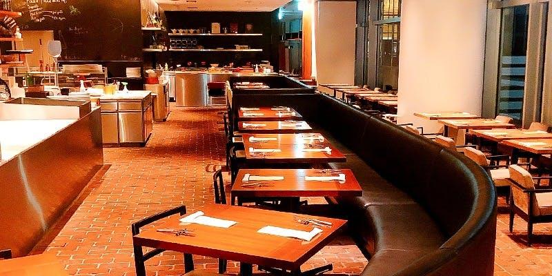 記念日におすすめのレストラン・The Kitchen Salvatore Cuomo 名古屋/JRセントラルタワーズ12階の写真1