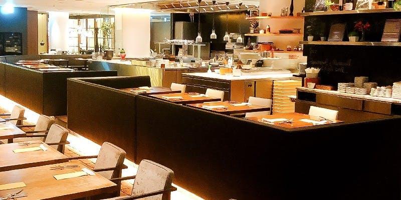記念日におすすめのレストラン・The Kitchen Salvatore Cuomo 名古屋/JRセントラルタワーズ12階の写真2