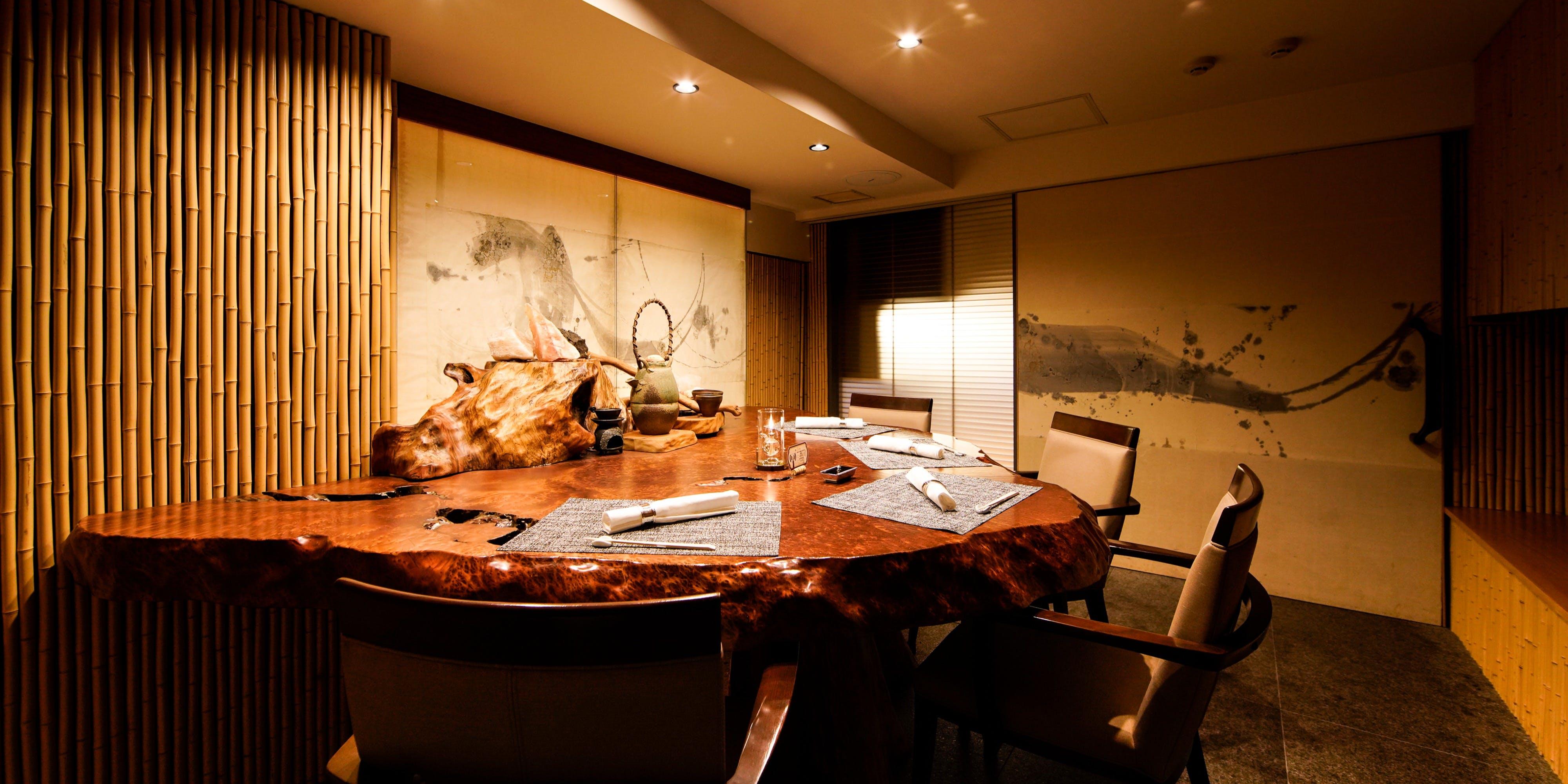 記念日におすすめのレストラン・KOSO 本店の写真2