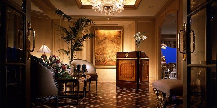 ル シエール/横浜ロイヤルパークホテル 68階