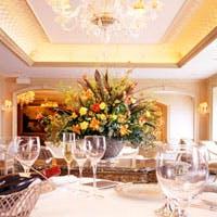フランス語で「天空」を意味する 68階フレンチレストラン「ル シエール」