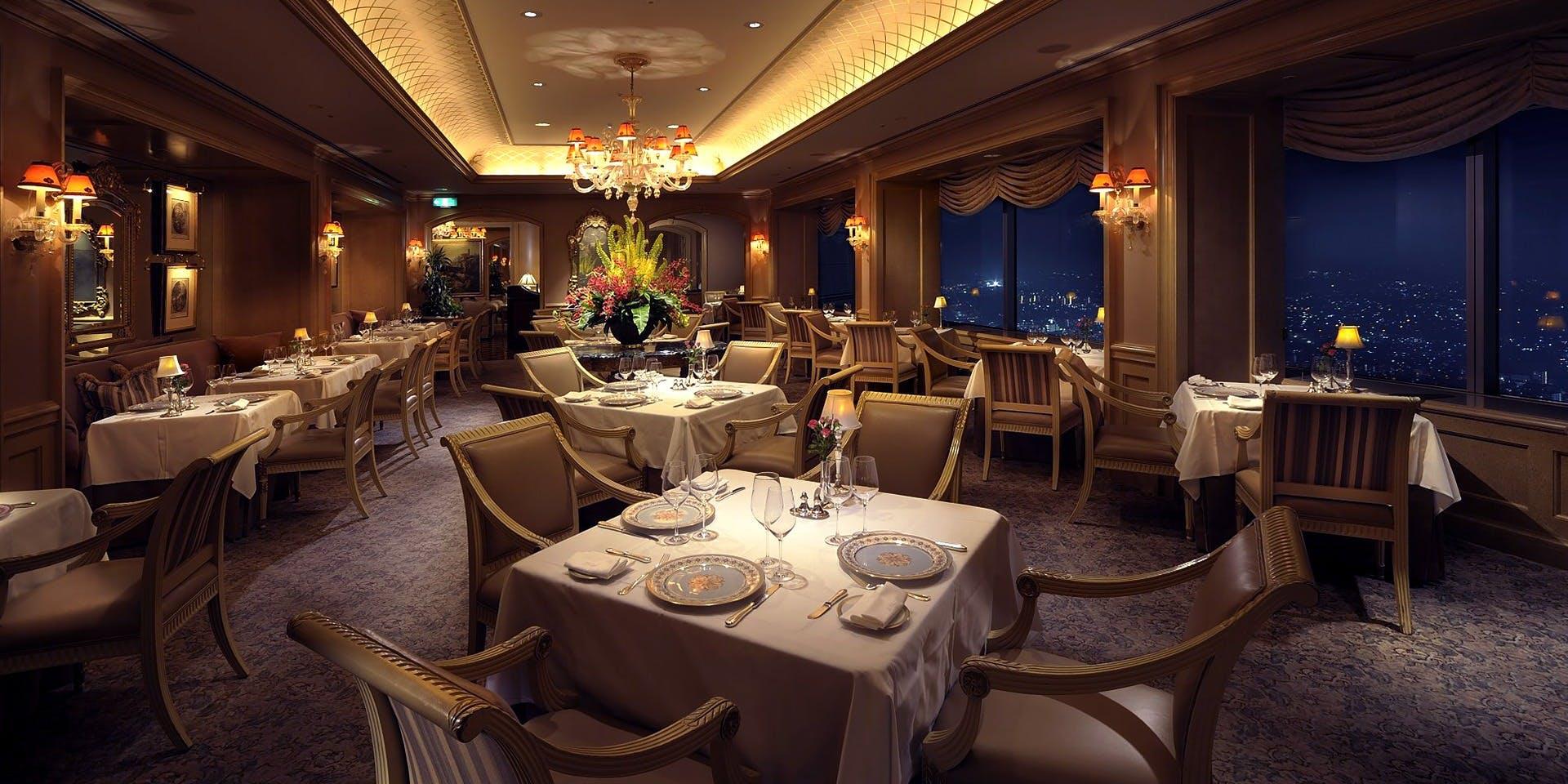記念日におすすめのレストラン・ル シエール/横浜ロイヤルパークホテル 68階の写真1