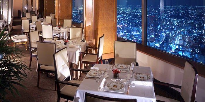 記念日におすすめのレストラン・皇苑/横浜ロイヤルパークホテル 68階の写真1