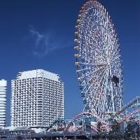 横浜・みなとみらいの大観覧車を間近に臨むラウンジ 「ソマーハウス」