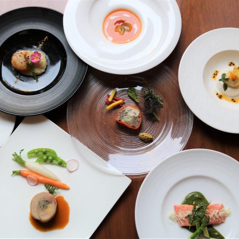 【生産者応援!特別ディナーコース】魚&肉のWメインを愉しむ全7品