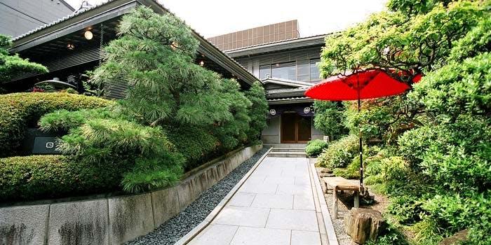 京都の老舗京料理店六盛