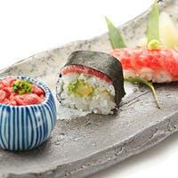 神戸牛の妙味を味わいつくす「神戸牛懐石」をご賞味ください