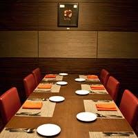 リラックス出来る空間で、ホテルメイドのイタリアン料理をお楽しみください