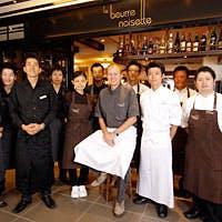パリ店シェフ ティエリー・ブランキから日本の皆さまに