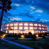 海辺の絶景宿日本一に輝いたホテルセトレの特等席で