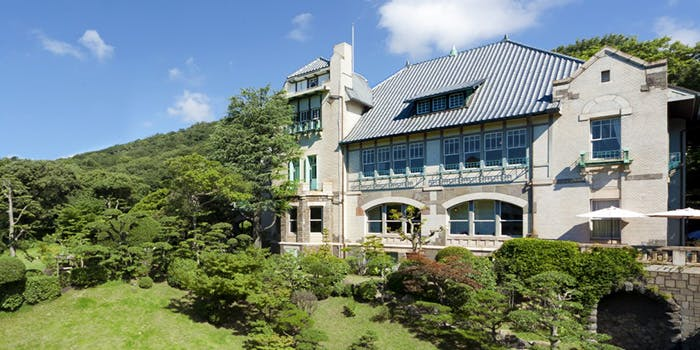 記念日におすすめのレストラン・LE UN(ルアン) 神戸迎賓館の写真1