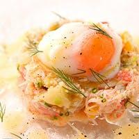 優雅な雰囲気でいただくお料理は、素材の持ち味を存分に活かしたイタリアン