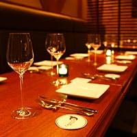 トスカーナのワイナリーに併設されたレストランをモチーフに…