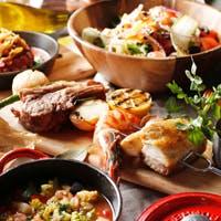 料理スタイルは、素材に拘ったモダンアメリカン