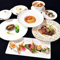 フランス料理のように華麗な新感覚中華料理