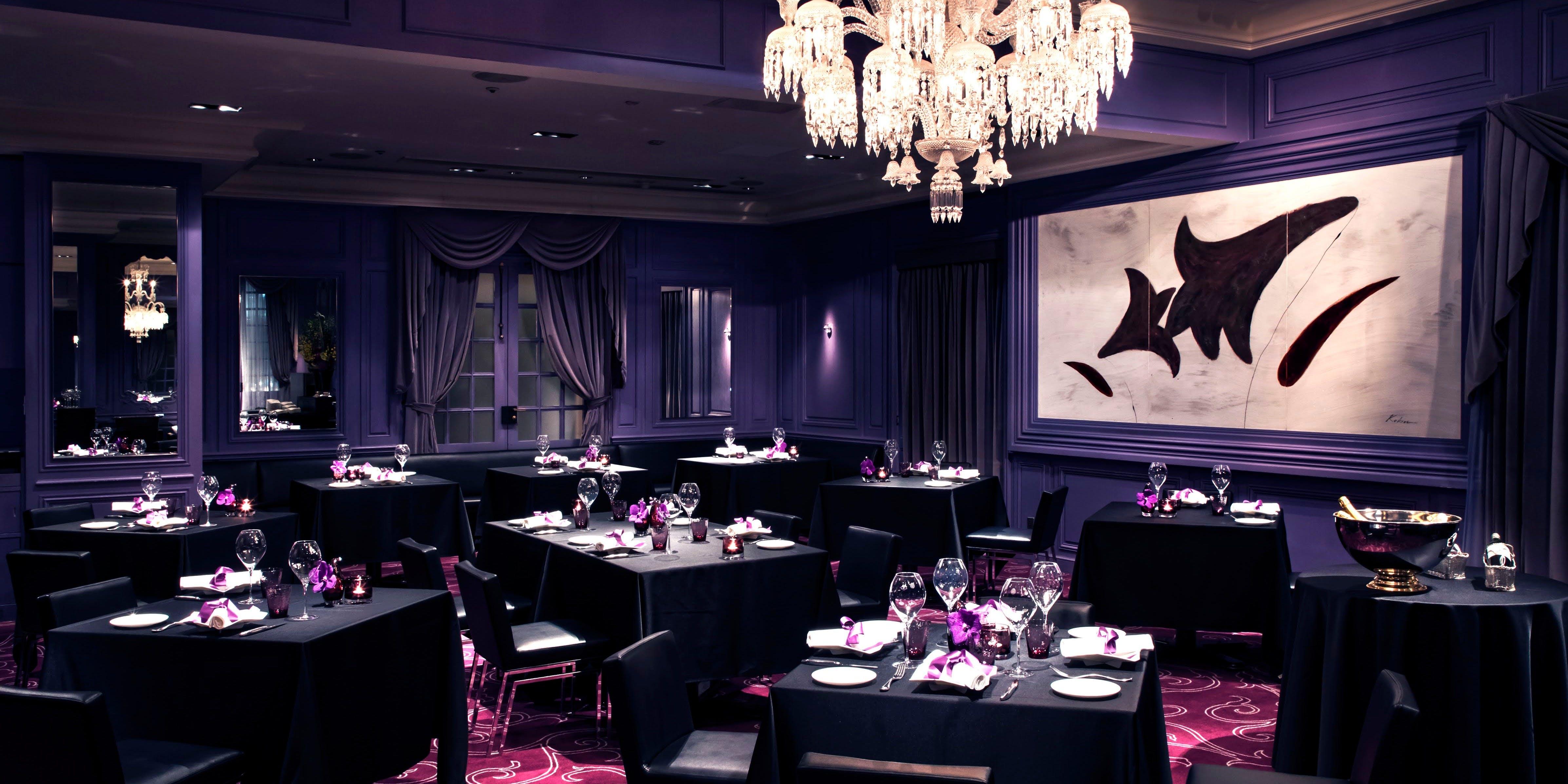 記念日におすすめのレストラン・ラ ターブル ドゥ ジョエル・ロブションの写真1