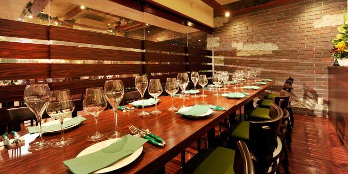 記念日におすすめのレストラン・オステリア パージナの写真2