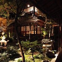 京都の元呉服商の屋敷×中国北京料理の融合