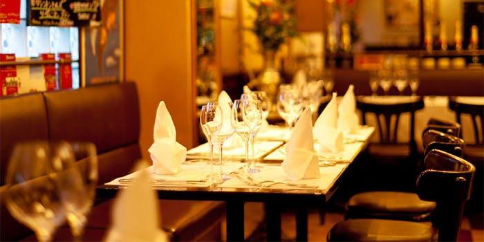 記念日におすすめのレストラン・ル・コキヤージュの写真1