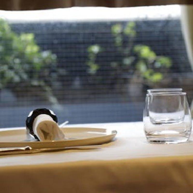 【ムニュ ファシリテ】魚料理か肉料理の選べるメインなど全7品(平日限定)