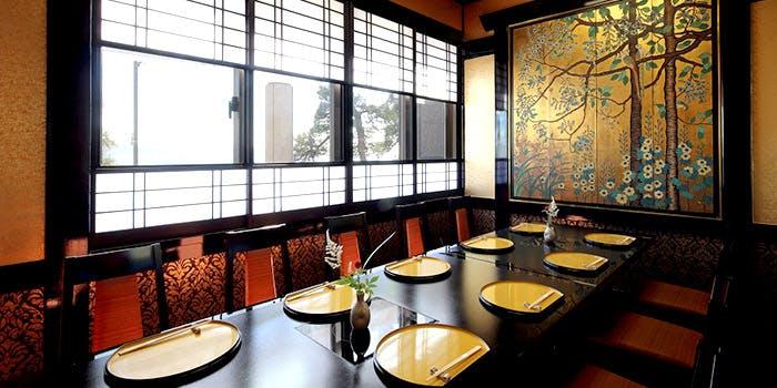 記念日におすすめのレストラン・和 みなもと/鎌倉パークホテルの写真2