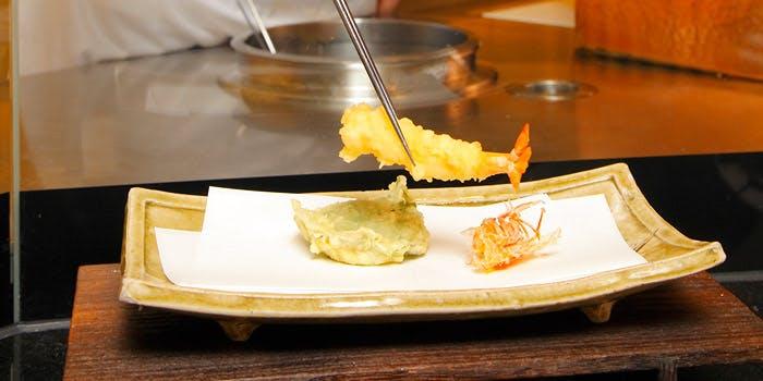 記念日におすすめのレストラン・天麩羅 しゅん/京王プラザホテルの写真2