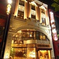 1920年代の、神秘的な中国とヨーロッパモダンを併せ持つ「老上海」