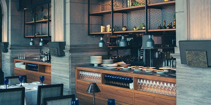 記念日におすすめのレストラン・メインダイニング バイ ザ ハウス オブ パシフィック/オリエンタルホテルの写真2