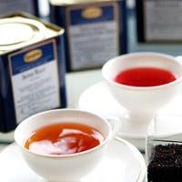 ロンネフェルトの紅茶でティータイム