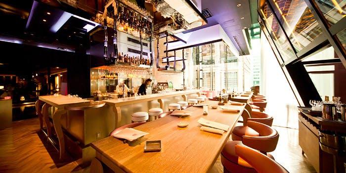 記念日におすすめのレストラン・BRASSERIE D & SWEETROOMの写真1