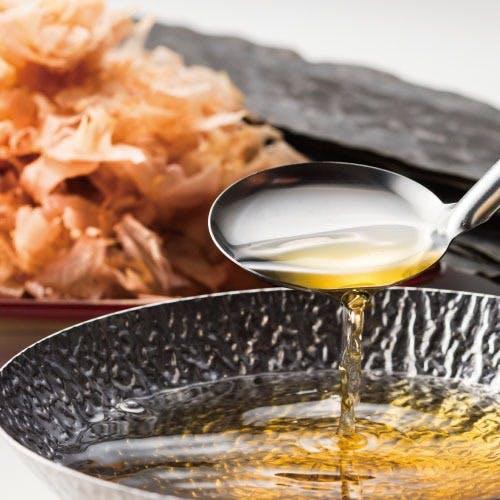素材本来の味を大切に熟練の技が際立つ日本料理