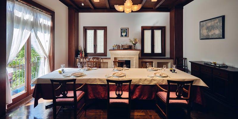 記念日におすすめのレストラン・Etruschi Sala Cieloの写真1