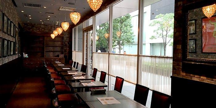 記念日におすすめのレストラン・パリアッチョ  セレスティン芝三井ビル店の写真1