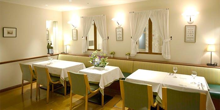 記念日におすすめのレストラン・アルポルトカフェ日本橋タカシマヤの写真1