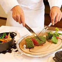 フランス料理とイタリア料理、2つの食文化の奥深さをご堪能いただけます