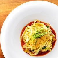 安全で美味しい食材を使い繊細な味わいの中にきっちりと主張を入れたイタリア料理